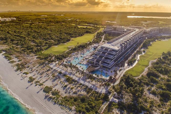 ESTUDIO Playa Mujeres presents Doodle Land For The Resort's Little Guests