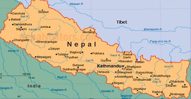 Where is Nepal