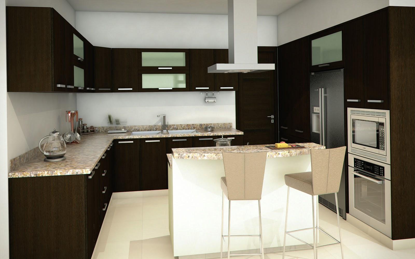 Como decorar mi casa blog de decoracion hermosa dise o - Fotografias de cocinas ...