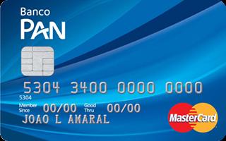 Cartão PAN MasterCard Internacional Básico
