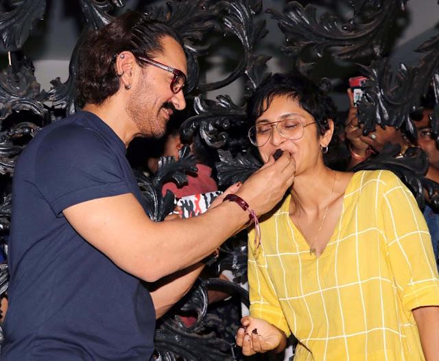 Aamir Khan and Kiran Rao announce divorce