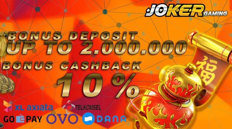 Bonus Deposit Joker