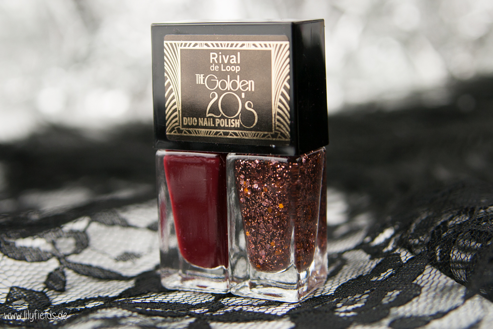 Rival de Loop - The Golden 20's - Duo Nail Polish