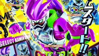 Kamen Rider Ex-Aid Episódio 45 / FINAL -