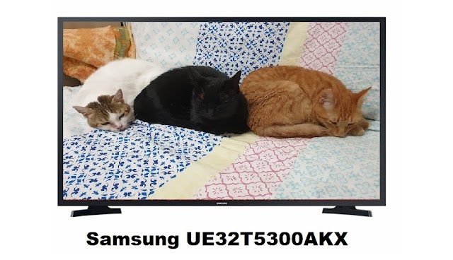 Samsung UE32T5300AKX - cheap smart TV
