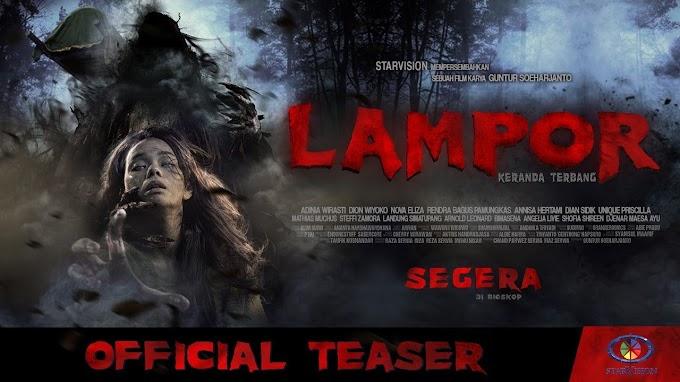 Bukan Review Film Lampor [Keranda Terbang]