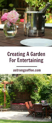 top tips on creating a garden for entertaining this summer on a budget