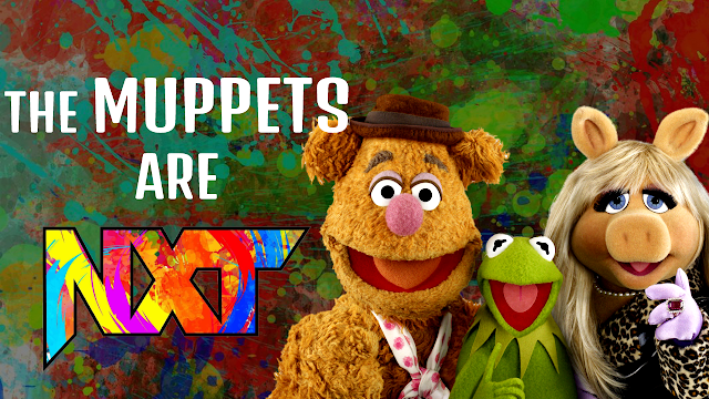 The Muppets are NXT