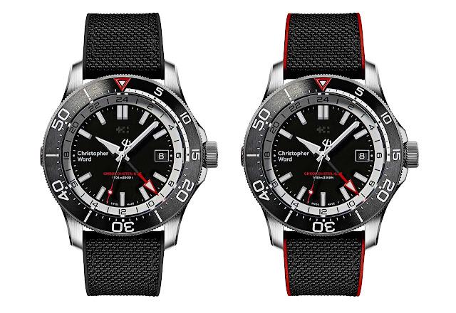 Christopher Ward C60 Elite GMT 1000