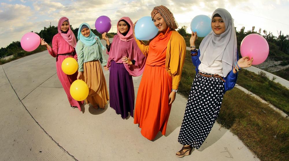 model hijab 20017 model 2 hijab model2 hijab terbaru