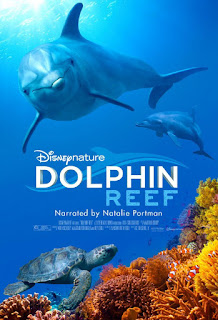 DOLPHIN REEF movie poster