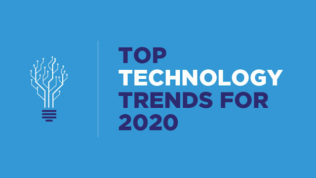 Top 10 Technology Trends in 2020