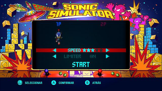 Sonic Colours Ultimate - Simulador