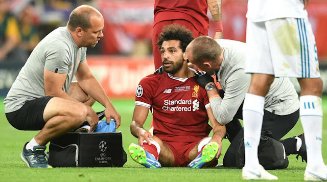 Latest Update On Salah's Injury