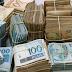 PREFEITURA DE SENTO SÉ RECEBEU LIQUIDO DE 01 A 30 DEZEMBRO R$ 7.008.684,16
