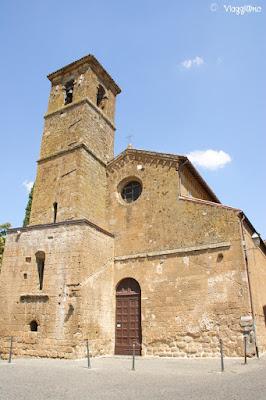La Chiesa di San Giovenale è la più antica di Orvieto, risalente al 1004.