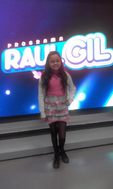 Menina de 10 anos vai representar o Vale do Ribeira no Programa Raul Gil do SBT