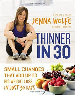 Thinner in 30 book cover