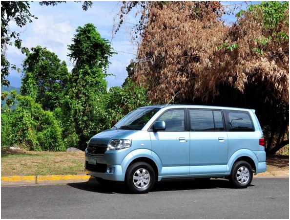 Intip Review Suzuki APV Arena, Minibus Serba Guna Andalan Pengusaha