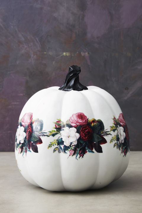10 Amazing Pumpkin Decorating Ideas (No Carving Required ... - photo#41
