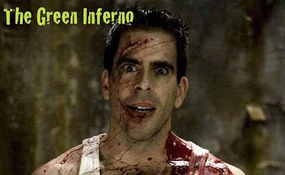 Green Inferno Film geschrieben und unter Regie von Eli Roth