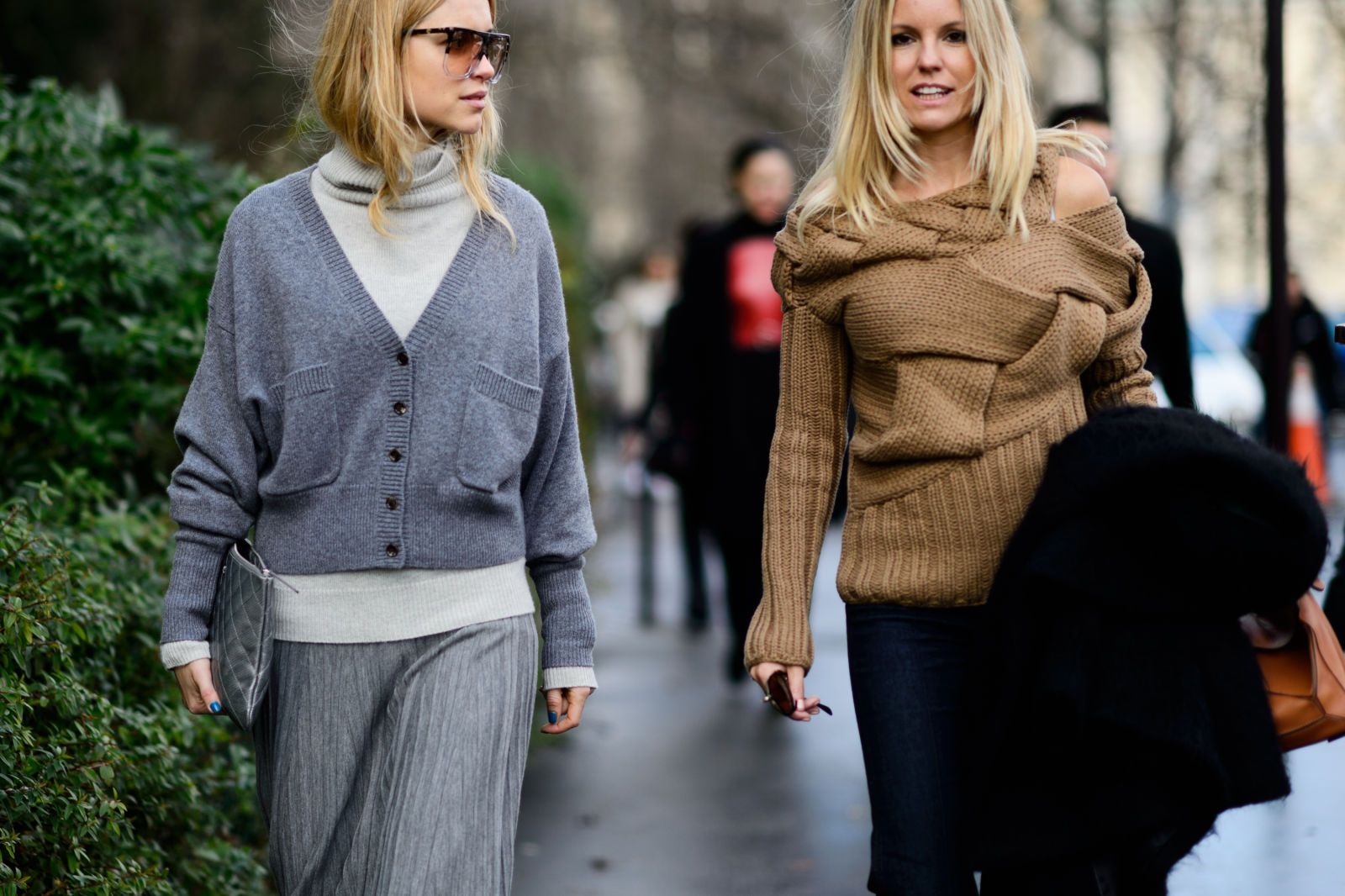 Pernille Teisbaek - The Best Street Style From Paris Fashion Week - Elle