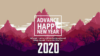 happy new year wishes 2020 in advance for friends and family