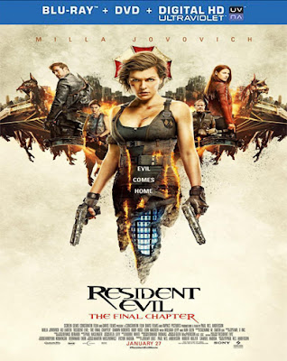 Resident Evil: Capítulo Final (2016) HD 1080P Latino