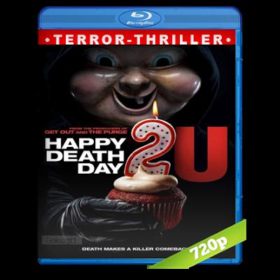 Feliz Dia De Tu Muerte 2 (2019) BRRip 720p Audio Trial Latino-Castellano-Ingles 5.1