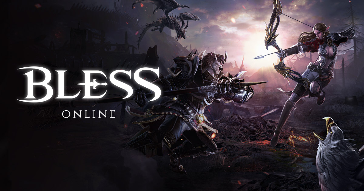 Bless Online - F2P Global Steam Version Launch Date Announced