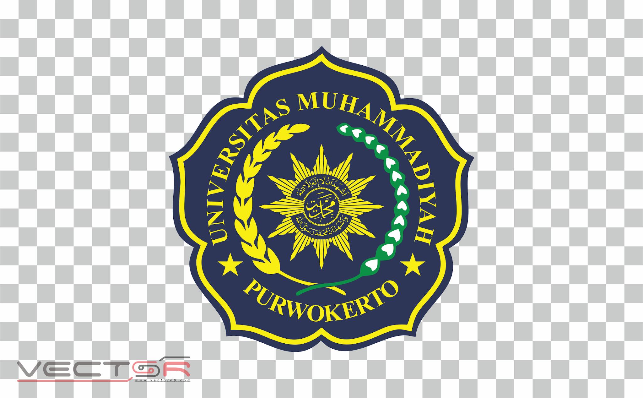 Logo UMP (Universitas Muhammadiyah Purwokerto) - Download .PNG (Portable Network Graphics) Transparent Images