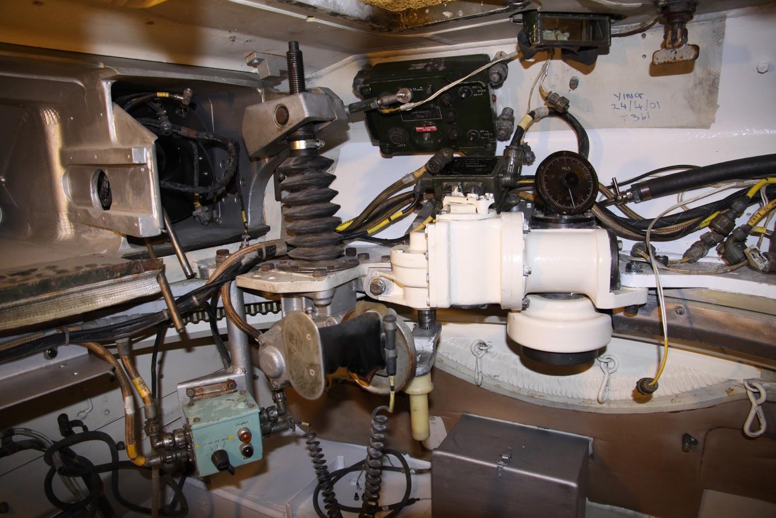 Alvis Sabre Restoration February 2013