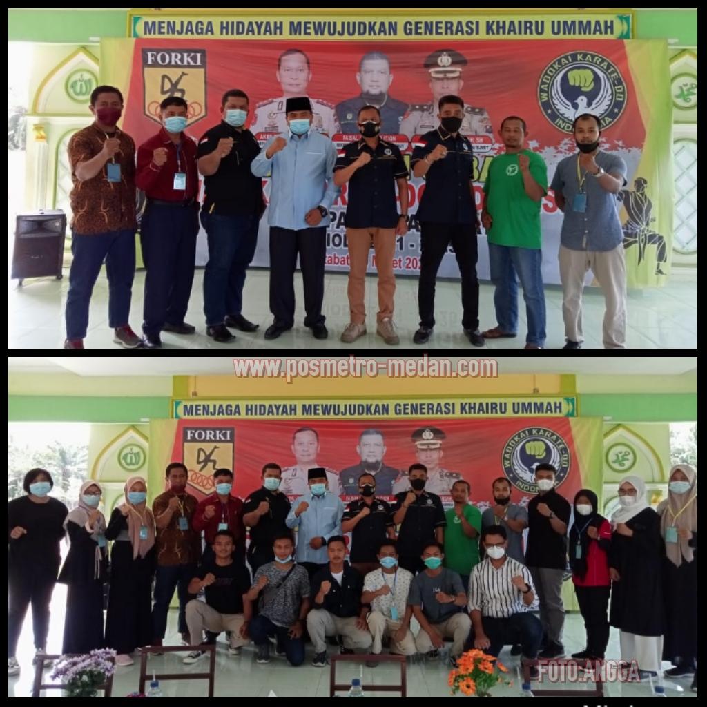 Muscab Wadokai Karate-Do Indonesia