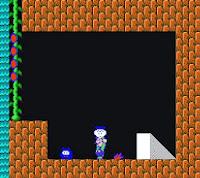 Imagen : Otra captura de este mítico juego de Nintendo, Super Mario Bros. 2