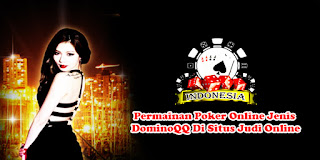 Permainan Poker Online Jenis DominoQQ Di Situs Judi Online