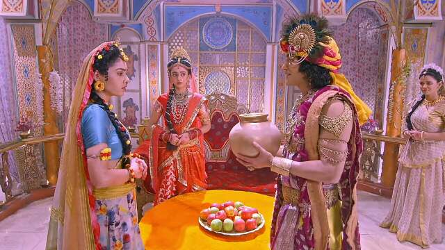Radha Krishna: Star Bharat Radha Krishn - Session 4 E238 17th September 2021 Episode
