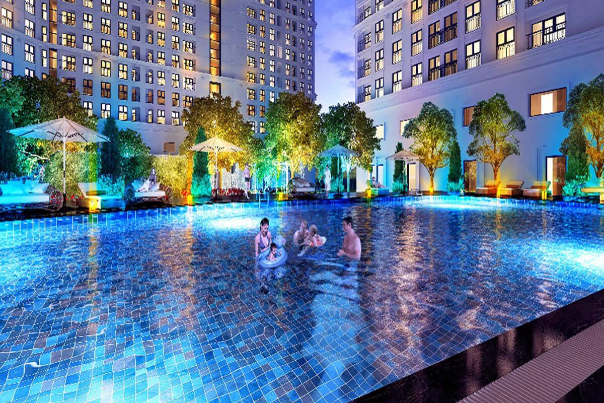 Chung Cư Golden Center Lake