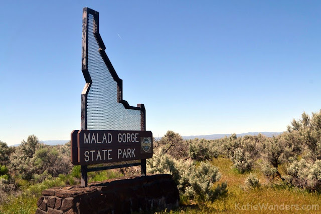 Malad Gorge State Park