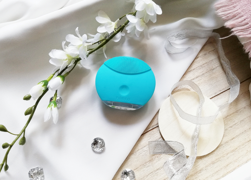 luna foreo turquise blue