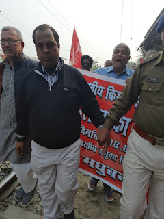 protest-for-farmers-madhubani
