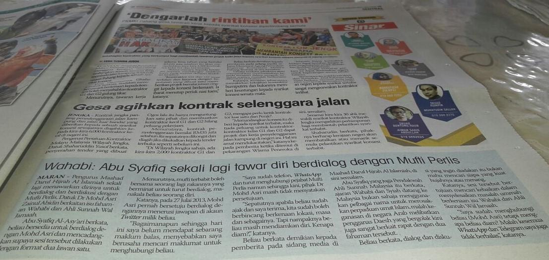 fahaman wahabi di malaysia pdf