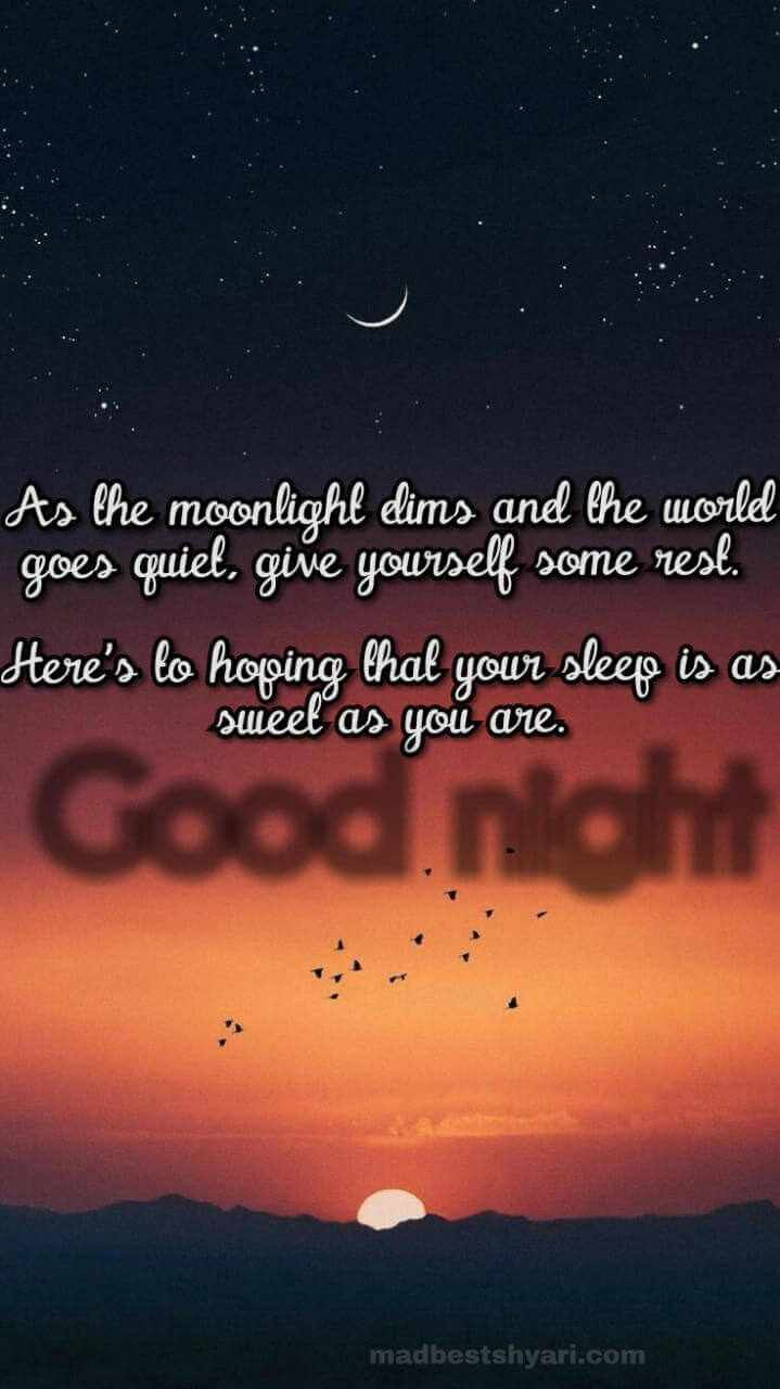 Quotes On Good Night Images