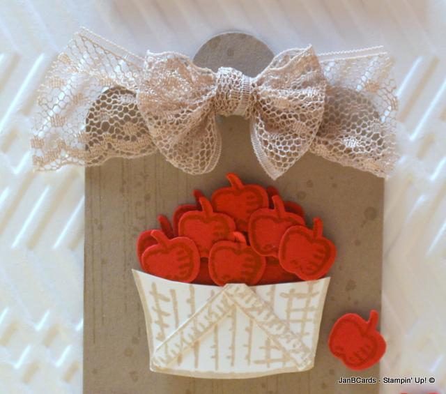 Atelier Meruru Handmade Basket : Janb handmade cards atelier a bowl of cherries today s