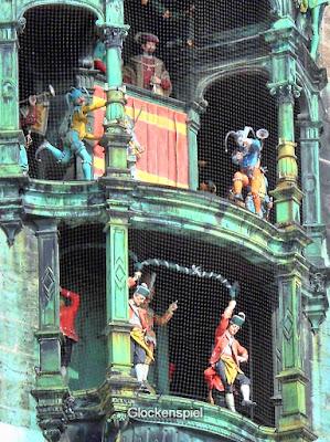 Marienplatz - Glockenspiel