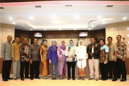 Pisah Sambut Ketua Pengadilan Negeri Subang