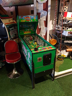 Little Pro Family Golf Game made by Bromley. At Fletcher's Arcade in Birmingham