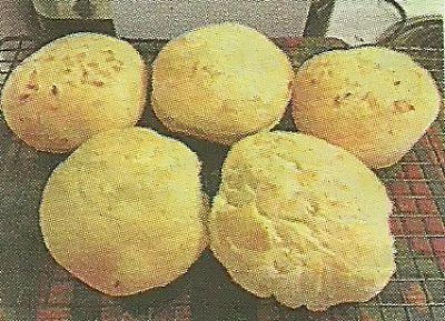 Луковые булочки: необходимые продукты для выпекания