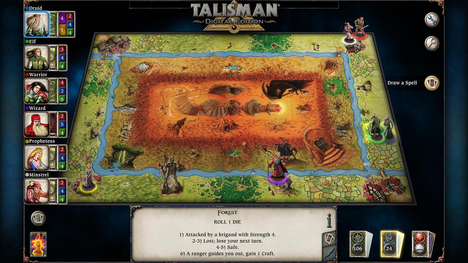 talisman-digital-edition-pc-screenshot-1