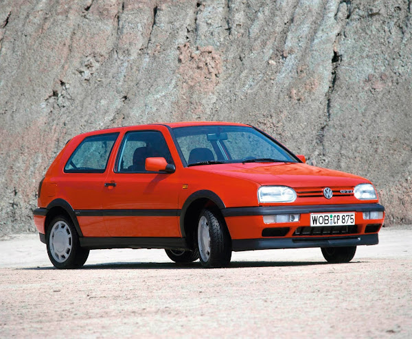 Golf III GTI (1991 - 1997) - O discreto com até 150 cv