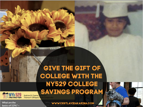 Give The Gift Of College With The NY529 College Savings Program